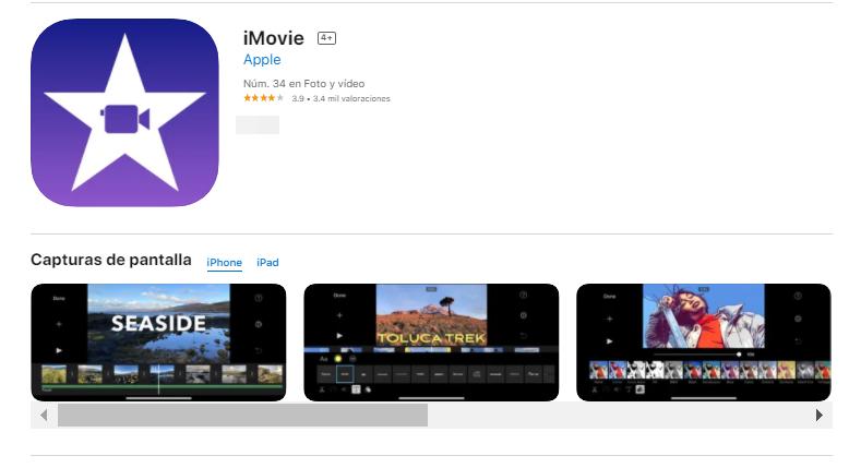 Apps Para Cortar Videos En Móvil iPhone