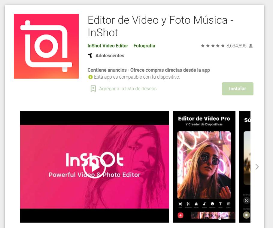 Aplicaciones Para Recortar Videos En El Android